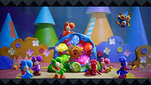 51R30sMdkpL - Yoshi's Crafted World - Nintendo Switch