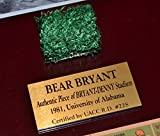BEAR BRYANT - Bryant Denny Stadium Alabama