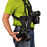 Opteka MCH-25 Multi Camera Carrier Harness Holster System for Digital SLR Cameras