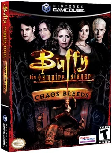 Buffy 2: Chaos Bleed / Game