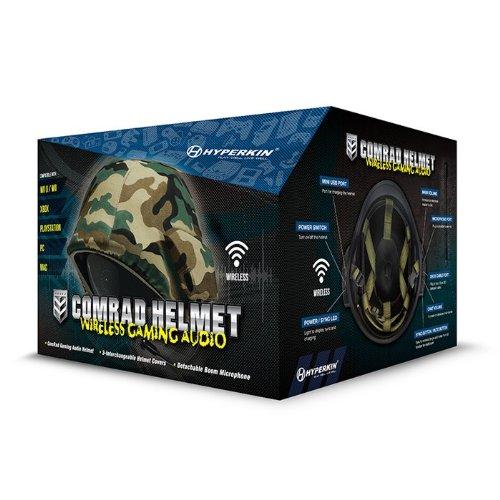 Hyperkin ComRad Gaming Audio Helmet Headset