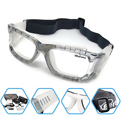 248af4aef89 Bertha Outdoors Safety Sports Goggles Protective Glasses For Basketball  Football Volleyball Baseball ect 1006 - Buy Online in Oman.