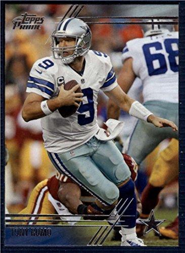 (Football NFL 2014 Topps Prime #34 Tony Romo NM-MT Cowboys)