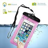 Best Samsung 50 Iphone 6 Cases - Waterproof Case, Firefish Wallet Bag Dirtproof Snowproof Pouch Review