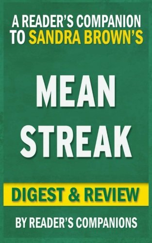 Read Online Mean Streak: by Sandra Brown  Digest & Review pdf epub