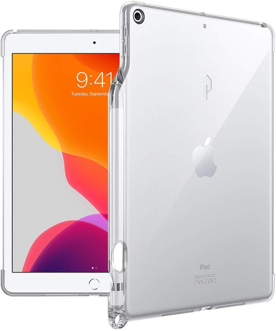 Funda Transparente iPad 10.2 2019, Poetic