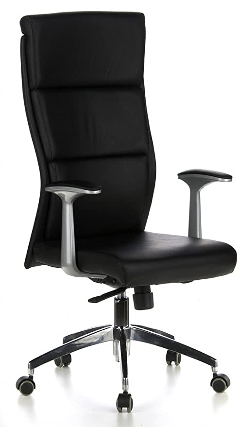HJH Office MONZA 20 Silla de oficina Negro 52.00x60.00x131.00 cm