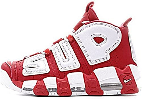 Nike Air More Uptempo x Supreme Mens (USA 10) (UK 9) (EU 44 ...