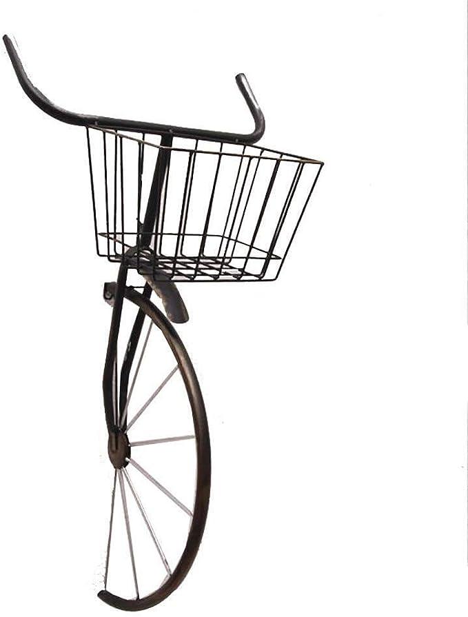 FLYSXP Tapices, Barra For Colgar Bicicleta, 81x41cm Escultura de ...