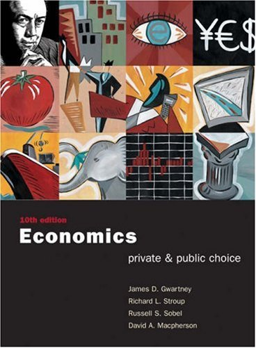 Economics: Private and Public Choice with Xtra! CD-ROM and InfoTrac College Edition (Economics: Private & Public Cho