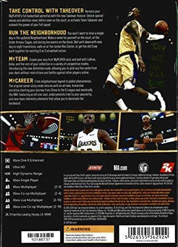 NBA 2K19 - 20th Anniversary Edition (輸入版) - XboxOne [並行輸入品]