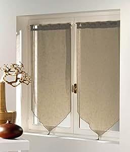 Douceur d'Intérieur 1622575 - Borla decorativa, color gris