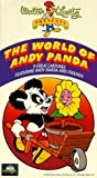 The World of Andy Panda [VHS]