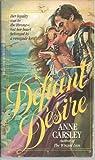 Defiant Desire, Anne Carsley, 0440120195