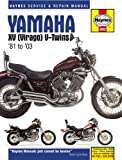 Best Yamaha Book Covers - Yamaha XV (Virago) V-Twins '81 to '03 Review