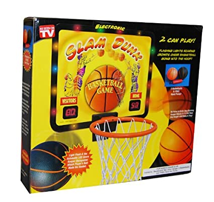 Slam Dunk Basketball Game by E.P.