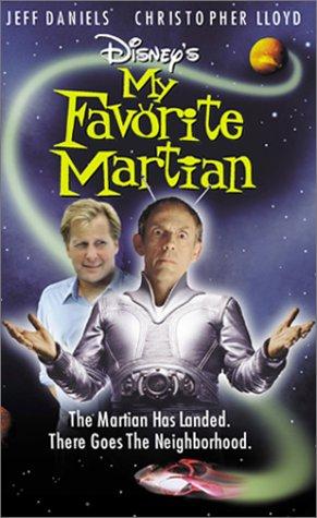 (My Favorite Martian [VHS])