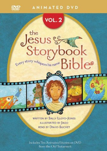 Jesus Storybook Bible Animated DVD, Vol. - Malls Outlet County Orange