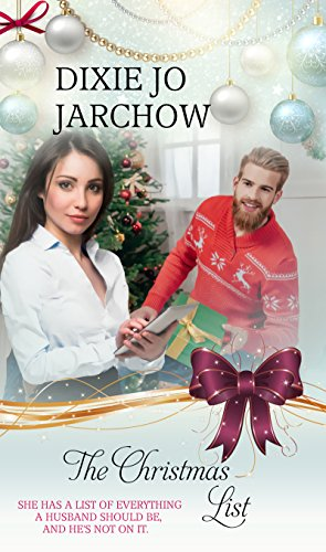 the christmas list christmas holiday extravaganza by jarchow dixie jo - Amazon Christmas List