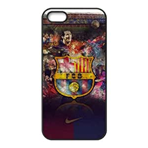 Barcelona For iPhone 5, 5S Csae protection Case DHQ633889