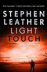 Light Touch: The 14th Spider Shepherd Thriller (The Spider Shepherd Thrillers)