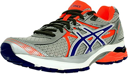 UPC 889436156808, ASICS Women's Gel-Flux 3 Running Shoe, Silver/Blue Berry/Flash Coral, 10 M US
