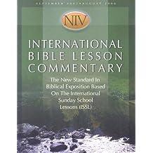 International Bible Lesson Commentary/NIV For Sept 2005 - August 2006