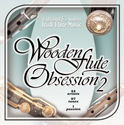 Wooden Flute Obsession vol. 2