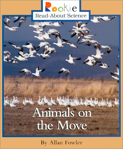 Download Animals on the Move (Rookie Read-About Science) pdf