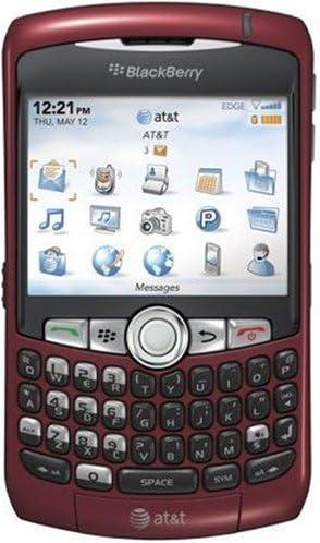 B000WPDI2K BlackBerry Curve 8310 Phone, Red (AT&T) 51R38XvFUqL.