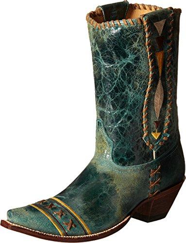 Johnny Ringo Womens Whitley Boot Turchese