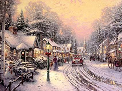 Superior Thomas Kinkade U0026quot;Painter Of Lightu0026quot; ... Nice Design