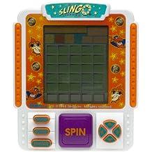 Slingo Handheld Bingo Slot Machine Electronic Game