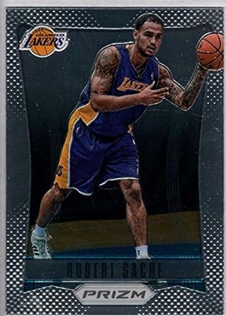 42a43df62 Amazon.com  Basketball NBA 2012-13 Panini Prizm  295 Robert Sacre ...