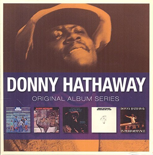 Donny Hathaway - Original Album Seriesdonny Hathaway/everything Is Everything/extension Of A Man/in Performance/live By Donny Hathaway - Zortam Music