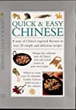 Quick and Easy Chinese, Lorenz Books Staff and Anness Editorial, 0754801535
