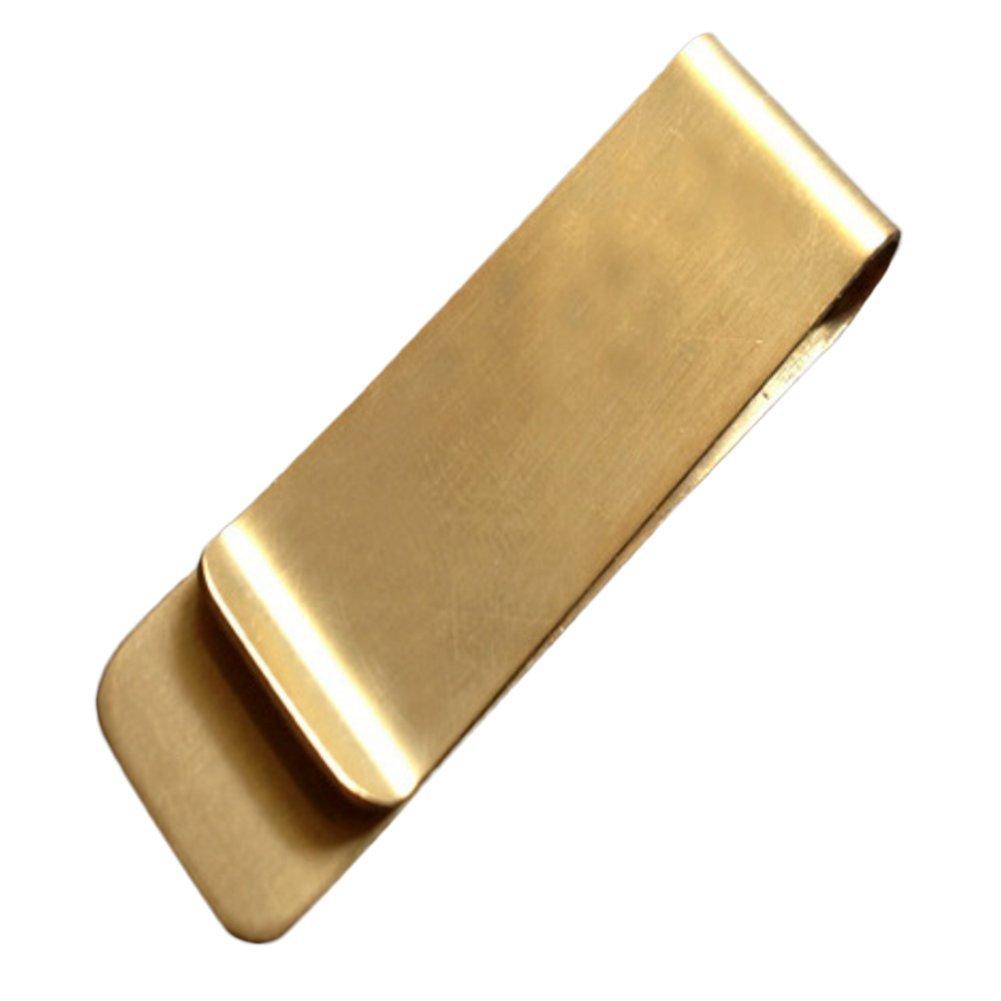 Leisial 1 Pcs Clip D'argent en Alliage Pince à Billets en Papier Changer de Clip 91496RL154