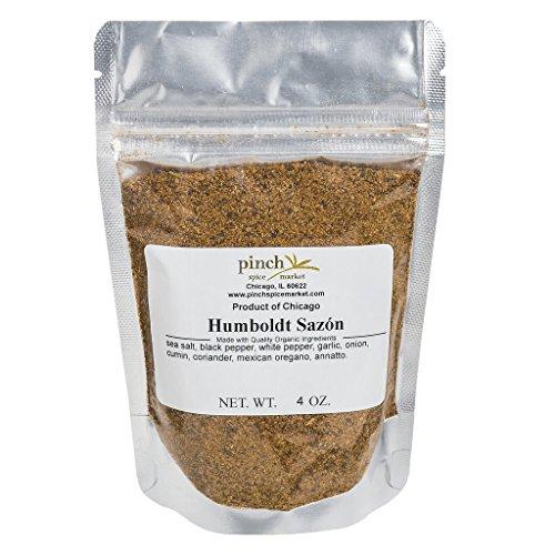 Pinch Spice Market, Organic Sazón, Authentic Puerto Rican Spice by Pinch Spice Market