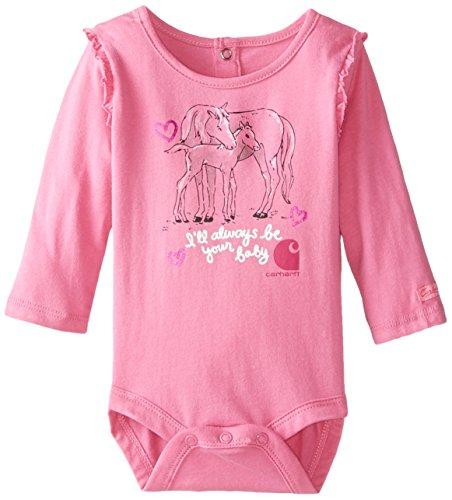 Carhartt Baby Girls Always Your Baby Bodyshirt