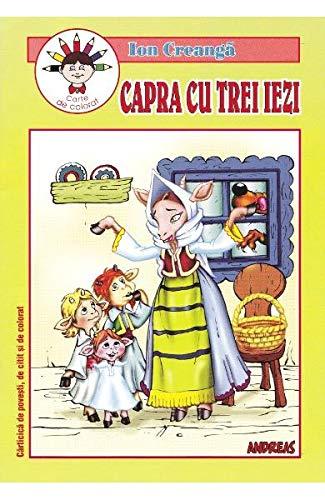 Capra cu trei iezi (Romanian Edition)