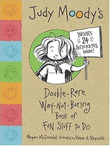 Read Online Judy Moody's Double-Rare-Way-Not-Boring Book of Fun Stuff to Do ebook