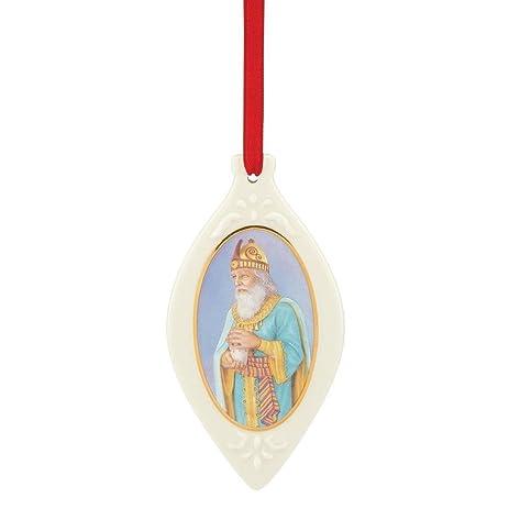 Lenox Thomas Blackshear The Wiseman with Myrrh Ornament - Amazon.com: Lenox Thomas Blackshear The Wiseman With Myrrh Ornament