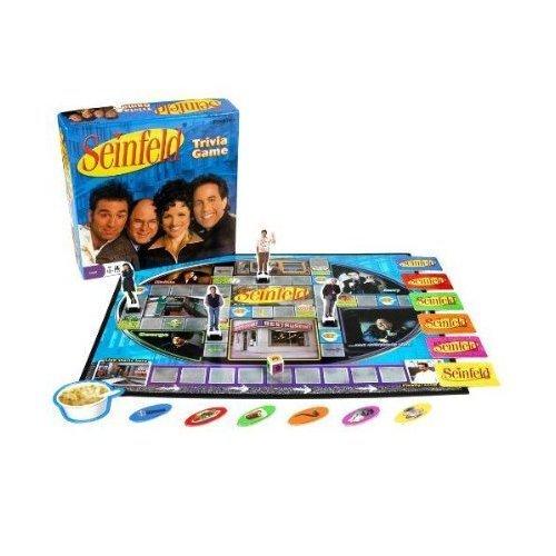 Seinfeld Trivia Game]()