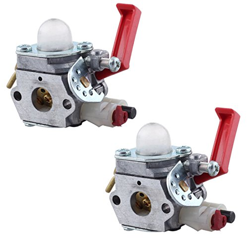 Homelite String Trimmer Replacement Carburetors # 984534001-2PK by Homelite