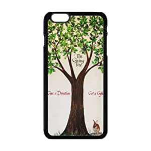 """Danny Store Hardshell Cell Phone Cover Case for New iPhone 6 Plus (5.5""""), Giving Tree by mcsharks"""