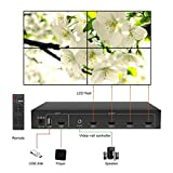 Video Wall Controller HDMI USB 2x2 Video