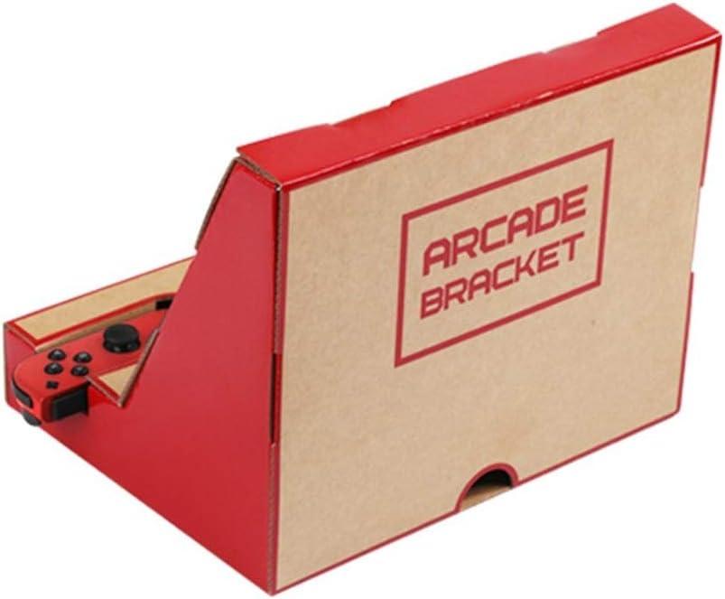 Soporte de Caja DIY Soporte de cartón Arcade Bracket para Nintendo ...