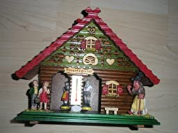 Weather house Hansel and Gretel
