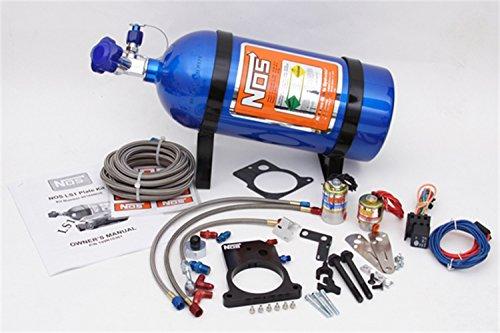 (NOS 05168 NOS EFI Wet Nitrous LS1 Plate Kit)