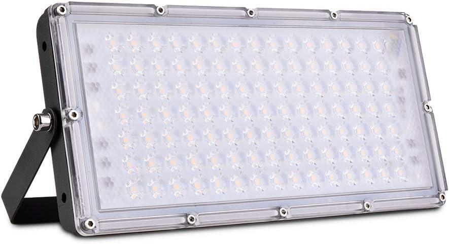 10-500W LED FLuter Flutlicht COB Außenprojekt Strahler Lampe Straßenlaterne Weiß